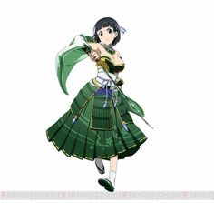 """Crunchyroll - """"Sword Art Online - Code Register"""" Plays With Fashion In Gothic Dresses, Outfit Swaps And More"""