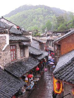 Pueblos de China