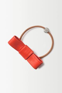 Leather Twist Hairband - anthropologie.eu