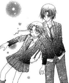 gakuen alice funnys   Gakuen Alice Mikan And Natsume Kiss