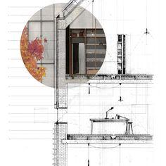 Credits | student: Chris Dove | school: Mackintosh School of Architecture, Glasgow School of Art | location: Glasgow, UK | degree: Post Graduate Diploma | thesis title: Tekstiler Kvartal, Nørrebro, Kobnhavn