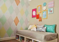 A Casa da Sheila: Decoração para quarto de bebês - que tal inovar?