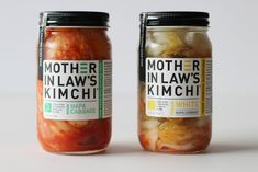Mother-In-Law's Kimchi