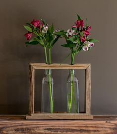 "27 Me gusta, 1 comentarios - TUTTI&CO (@tuttiandco) en Instagram: ""Spring flowers in our rustic frame vase ... #vase #tutti #tuttihome #tuttiandco #flowers #spring…"""