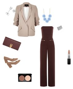 """For Marina"" by explorer-14659703837 on Polyvore featuring мода, Maison Margiela, River Island, Maryam Nassir Zadeh, Michael Kors, J.Crew, Amanda Rose Collection, David Yurman и MAC Cosmetics"