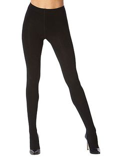 Winter Essential: Kushy Foot TIghts lined with fleece
