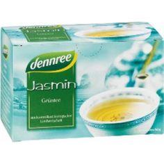 Ceaiul verde cu iasomie Dennree este o specialitate de ceai clasica, originara din China.   GreenBoutique.ro - Magazin online cu ceai verde bio, miere de Manuka, alimente bio.