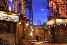 In the Heights set 2 by Jarrod + Elissa, via Flickr.