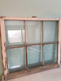 SALE Window Pane / Frame / Vintage / Old / Home by ParManaDesigns