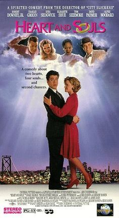 Heart and Souls some scenes from this movie were filmed at Hughes Jr High School in Long Beach, CA. One of my FAVORITE movies ever. 90s Movies, Drama Movies, Movies To Watch, Good Movies, Movies Worth Watching, Movies Playing, Heart And Soul Movie, Heart And Souls, Love Movie