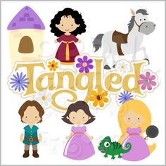 PPbN Designs - Tangled Exclusive Set (Member Exclusive), $0.00 (http://www.ppbndesigns.com/products/tangled-exclusive-set-member-exclusive.html)