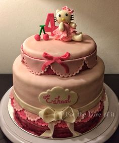#hellokitty #birthdaycake #fortheloveofcake #fortheloveofit #muscat #oman