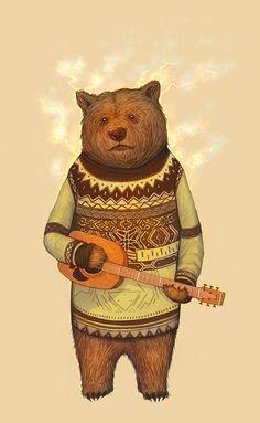 BEAR by Danil Shunkov