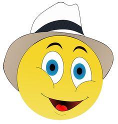 Pikachu, Smileys, Character, Smiley