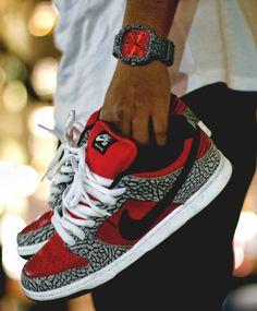 reebok realflex panier - 1000+ ideas about Nike Dunks on Pinterest | Nike High, Nike High ...