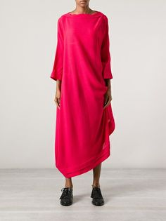 DANIELA GREGIS - asymmetric dress 7