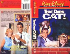 That Darn Cat.  I LOVE this movie!! :) :)