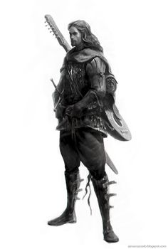 The bard by Manzanedo.deviantart.com