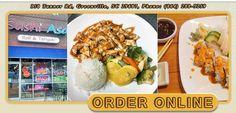 Sushi!!  Incredible food...extremely affordable.  #JennyKnowsGreenvilleSCRealEstate #JennyRogersTesner #GreenvilleSC