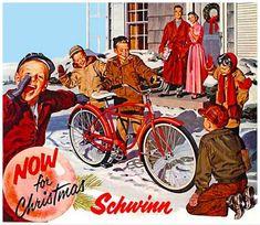 Vintage ad - Schwinn