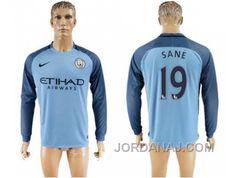 http://www.jordanaj.com/manchester-city-19-sane-home-long-sleeves-soccer-club-jersey.html MANCHESTER CITY #19 SANE HOME LONG SLEEVES SOCCER CLUB JERSEY Only $20.00 , Free Shipping!