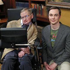 Big Bang Theory: Stephen Hawking beehrt die Serie!