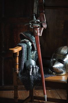 Still Life–Medieval & Tudor: Armour & Weapons – Richard Jenkins Photography