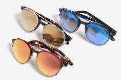 Garrett Leight 2012 Holiday Eyewear: HAVEN presents a selection of sunglasses and eyeglasses from Garrett Leight - a brand launched in Police Sunglasses, Sunglasses Sale, Sunglasses Online, Round Sunglasses, Mirrored Sunglasses, Stylish Sunglasses, Polarized Sunglasses, Oliver Peoples, Cambridge