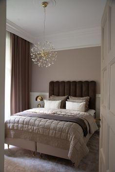 Interior Design Bedroom, House Interior, Home Room Design, Apartment Decor, Bedroom Interior, Home, Bedroom Inspirations, Luxurious Bedrooms, Beige Walls Bedroom