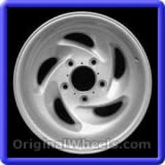Ford Trucks 1994 Wheels & Rims Hollander #3079  #FordTrucks #Ford #Trucks #F100 #F150 #F250 #F350 #1994 #Wheels #Rims #Stock #Factory #Original #OEM #OE #Steel #Alloy #Used
