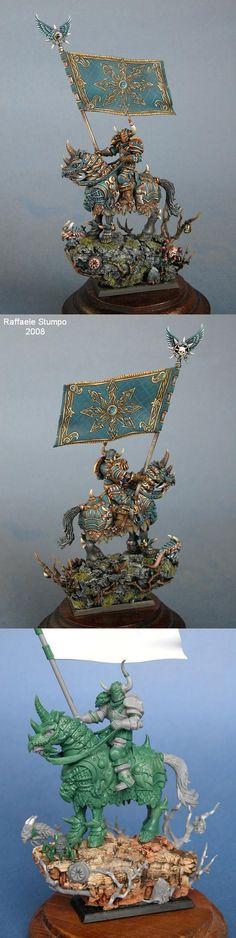 Araldo di Tzeentch -Gold at