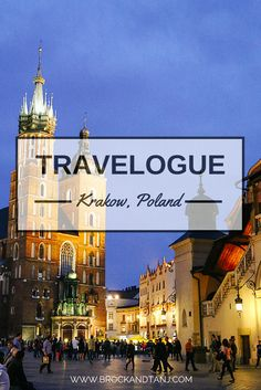 A guide to see Krakow, from things to do and where to eat.
