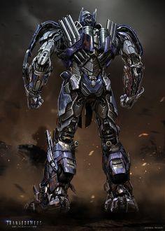 Transformers Age of Extinction « joshnizzi.com