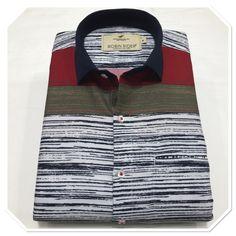Stylish Shirts, Casual Shirts, Gents T Shirts, Men Wear, Men Clothes, Denim Shirt, Casual Wear, Shirt Style, Dj