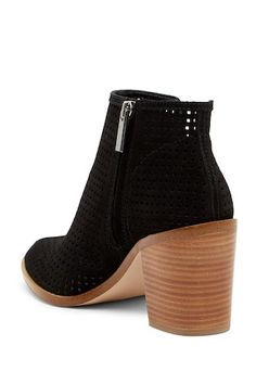 Larocka Perforated Bootie Nordstrom Rack, Wedges, Booty, Shoes, Fashion, Moda, Swag, Zapatos, Shoes Outlet