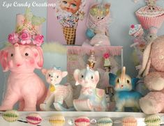Jennifer Hayslip Sweet Eye Candy Creations Happy Cute Shelves!!