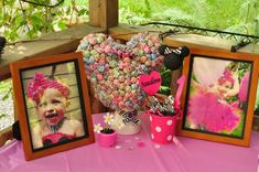 Need something sweet for your special baby girl? Create a DIY Minnie Mouse Centerpiece for birthday party! Step by step instructions included.