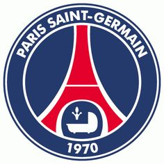 Paris Saint Germain Primary Logo () -