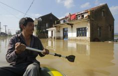 China says poorly prepared to fight impact of climate change