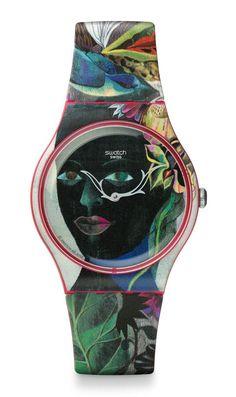 Swatch® US - FLOWERHEAD - SUOZ164