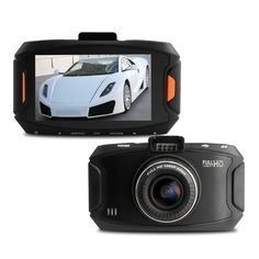 "3"" Inch HD 1080P G-sensor Car DVR Camera LCD Video Recorder Camera 170 Degree Night Vision Parking Monitoring Motion Detection"