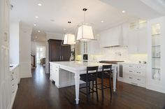 Chose finishes and styling throughout this entire Lincoln Park home. Love the chic outcome!