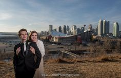 Wedding day, Wedding Dress, Bride and Groom, fields, Calgary Wedding Photographers, Airdrie Wedding Photographers, Wedding Photographers, YYC, Downtown Calgary, Sattle Dome.  www.codiophotography.co… Photos by CODIO Photography