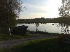 wondering around in kalajoki