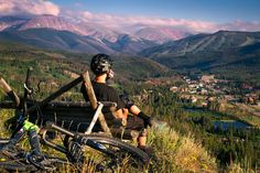 Grand County provides some of the best mountain biking opportunities in Colorado. Winter Park, Colorado alone boasts over 600 miles of marked, mapped and user-friendly trails, contributing to its apropos nickname, Mountain Bike Capital, USA™. From high mountain peaks to beautiful river valleys, single tracks to back country roads, there are opportunities for all ages and skill levels. #MTB #mountainbiking #MBCWP #bikelife