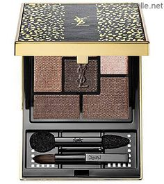 Holiday 2014: YSL Wildly Gold Collection - YSL Couture Palette Wild Edition