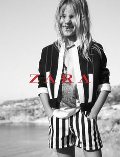News - Zara Kids Spring/Summer 2018 Campaign Zara Kids, Dope Outfits, Kids Outfits, Fast Fashion Brands, Zara Official Website, Child Models, Summer Kids, Clothing Company, Teen Fashion