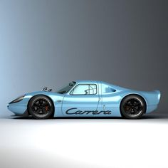 Beautiful Porsche Carrera