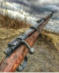 Look at this beauty. The or in full name Karabiner 98 Kurz. What do u Look at this beauty. The or in full name Karabiner 98 Kurz. Ww2 Weapons, Military Weapons, Gun Vault, Bolt Action Rifle, Hunting Rifles, Gaming Wallpapers, Cool Guns, Guns And Ammo, Airsoft