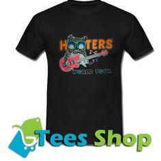 Hooters World Tour 1990s T-Shirt
